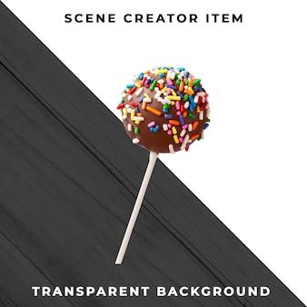 Candy trasparente psd