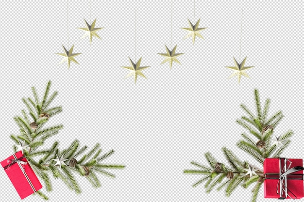 Decorazioni natalizie per interni