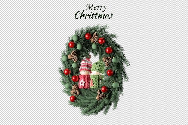 Decorazioni natalizie da interno