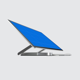 Mockup di schermo del computer