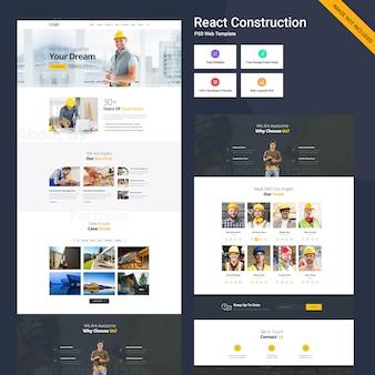 Web delle imprese di costruzione