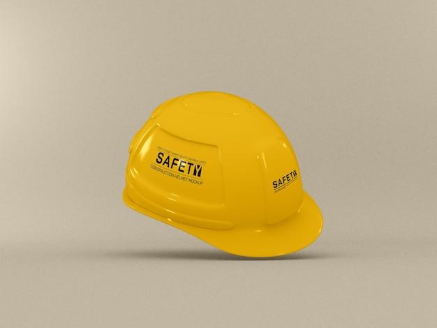 Modello di casco da costruzione