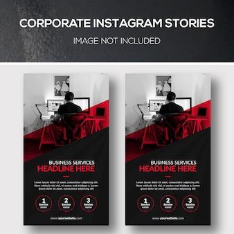 Storie di instagram aziendali