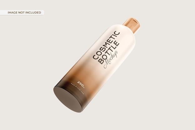 Bottiglia cosmetica mockup