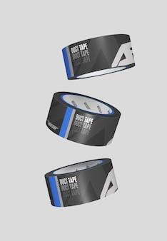 Mockup di nastro adesivo