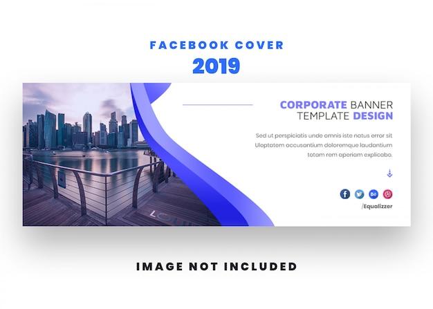 Pagina di copertina di facebook