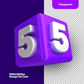 Prima raccolta di icone 3d numero 5