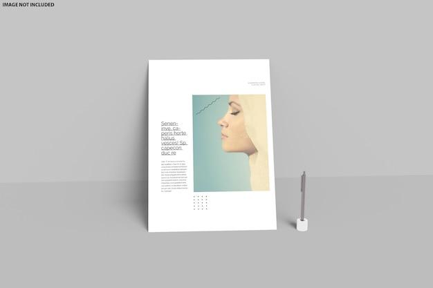 Flyer mockup design