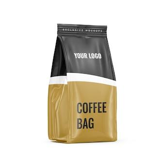 Mockup di sacchetti per alimenti mockup esclusivi per il design del marchio e del packaging