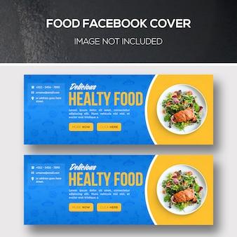Copertina facebook dell'alimento