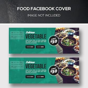 Copertina di faebook alimentare