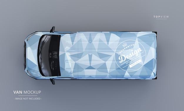 Modello di auto utilitaria generico