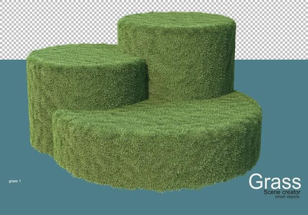 Espositore per erba