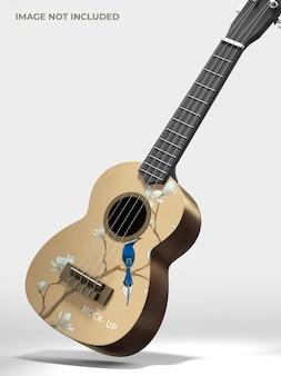 Mockup di chitarra