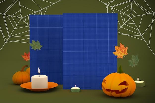 Volantino di halloween