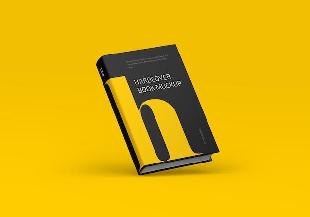 Modello di libro con copertina rigida