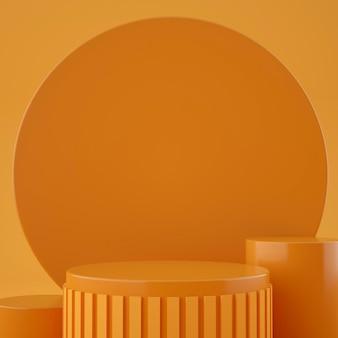 Fase geometrica olografica 3d per l'inserimento di prodotti con sfondo