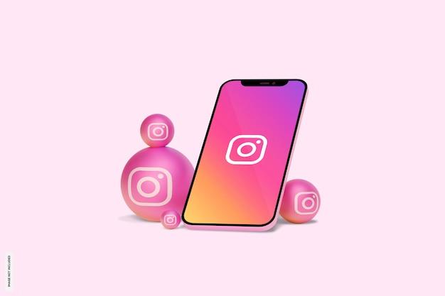Instagram sul modello di cellulare