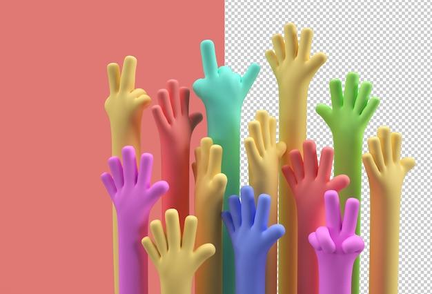 Giornata internazionale della gioventù 12 agosto file psd trasparente.