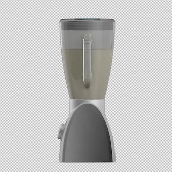 Rendering isometrico di blender 3d