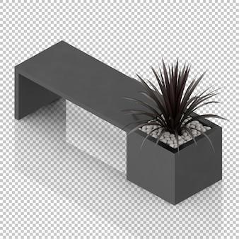 Pianta isometrica