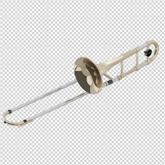 Trombone isometrico