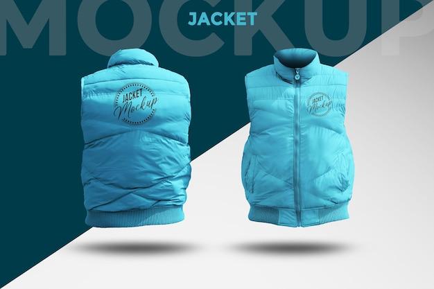Design mockup giacca