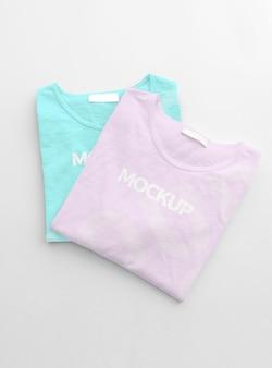 Modello di maglietta per bambini