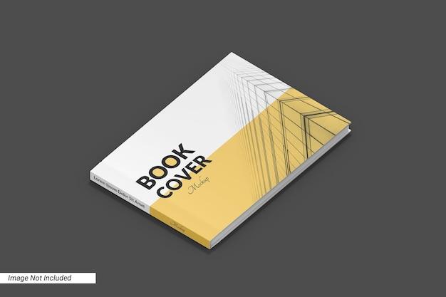Mockup del libro di paesaggio