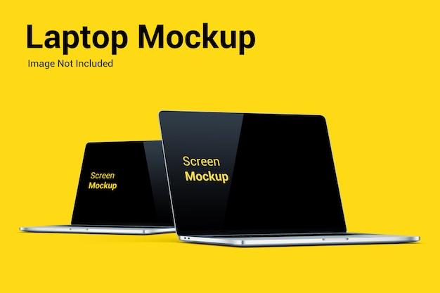 Mockup per laptop