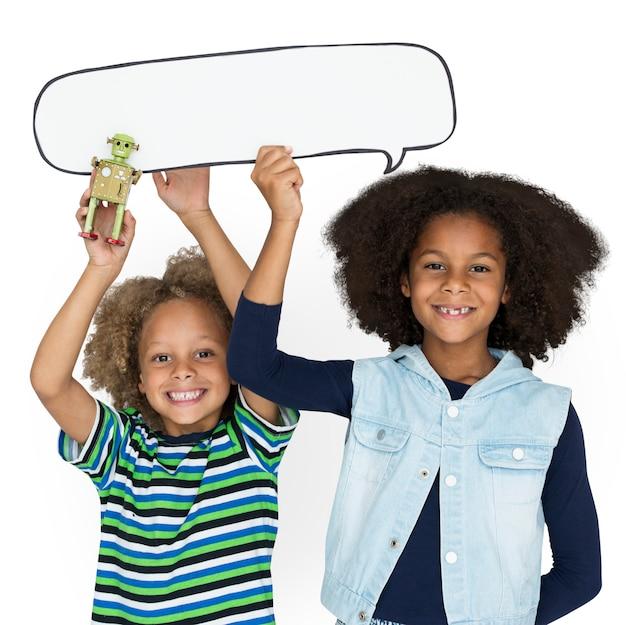 Chatter giocattolo giocattolo di amicizia little kid