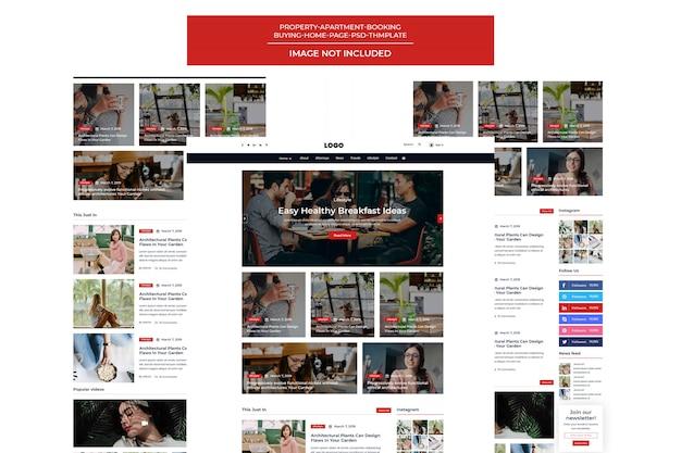 Rivista e blog notizie rivista