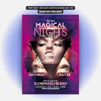 Festa delle notti magiche