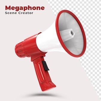 Creatore di scene del megafono