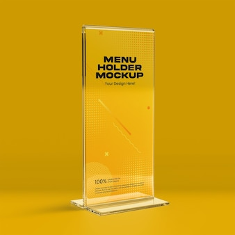 Mockup porta menu 03