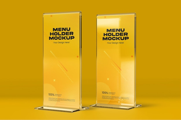 Mockup porta menu 05