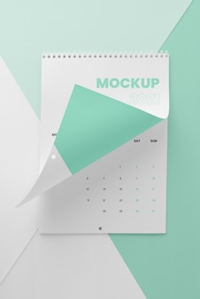 Assortimento minimo di modelli di calendario
