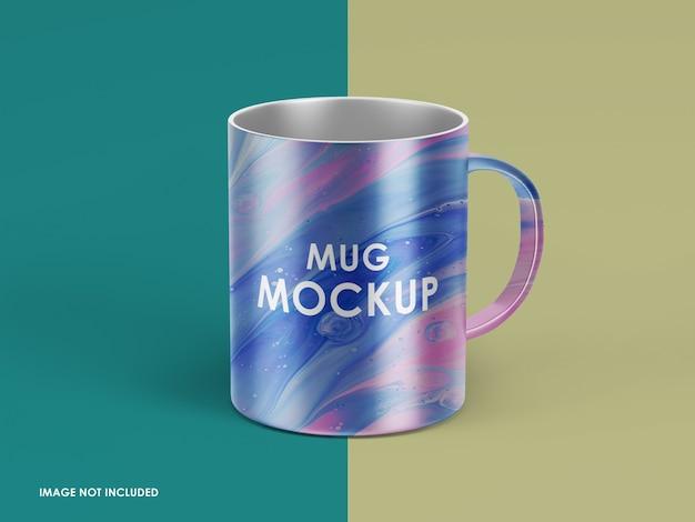Mug mockup design isolato
