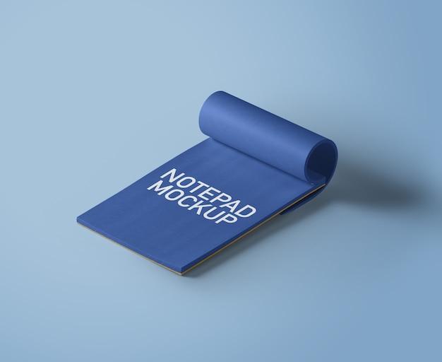 Notepad-mockup