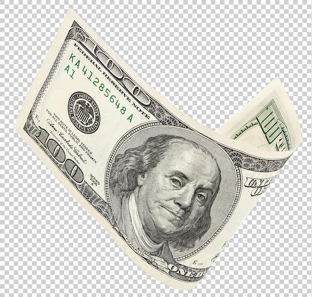 Banconota da cento dollari
