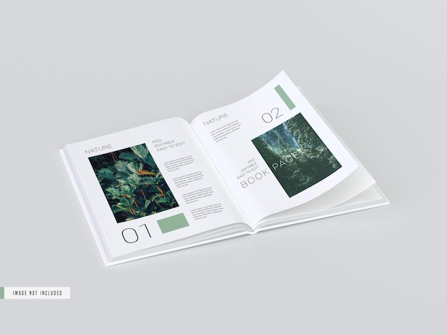 Apri il modello di visualizzazione del libro all'interno delle pagine