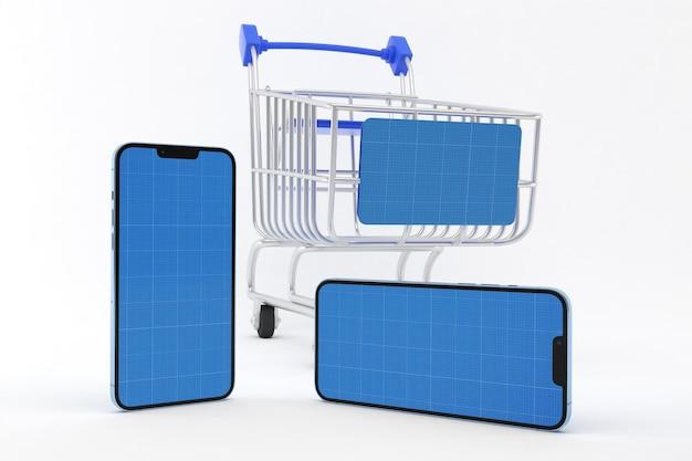Telefono 13 shopping