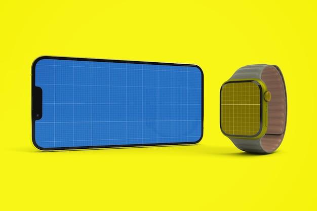 Telefono 13 e smart watch