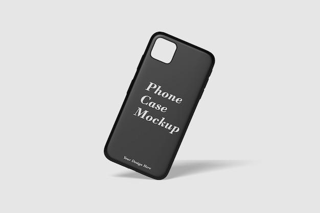 Cassa del telefono mockup isolato