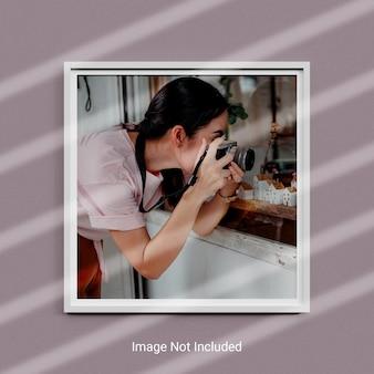 Modello di cornice per foto psd