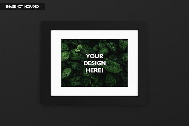 Cornici per foto mockup di alta qualità