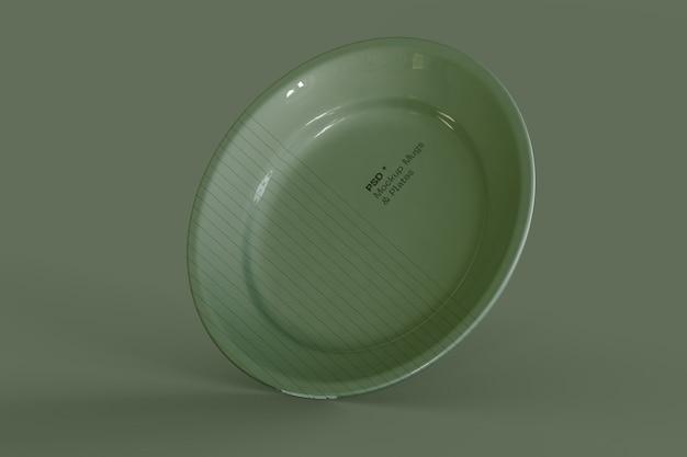 Mockup di piatti