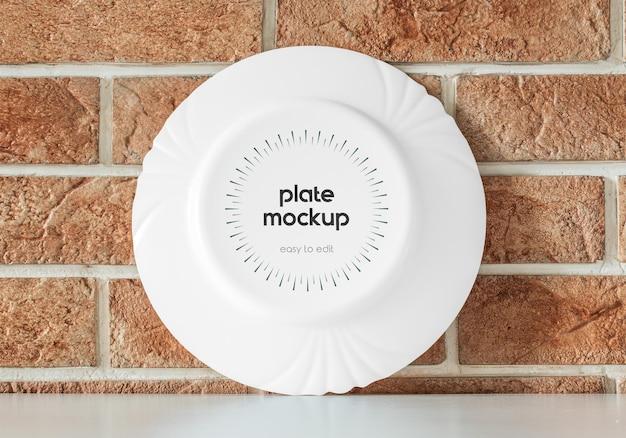 Modello di piatto
