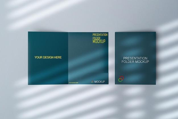Modello di cartella di presentazione