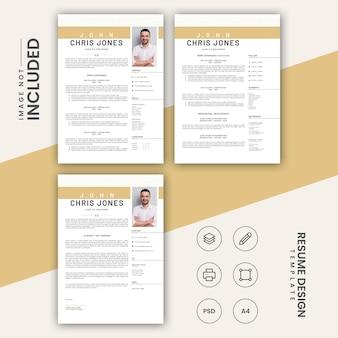 Modello di progettazione di biglietti da visita professionale completamente modificabile